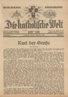 Die Katholische Welt, 1935, Jg. 11, Nr. 4