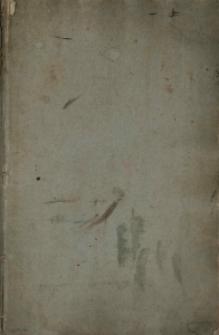 Księga rachunkowa kościoła w Opawicy z 1825 r.