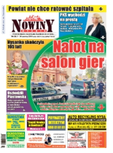 Nowiny Nyskie 2019, nr 23.
