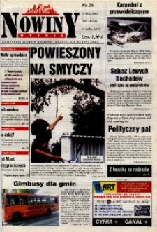 Nowiny Nyskie 2000, nr 28.