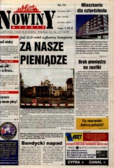 Nowiny Nyskie 2000, nr 34.