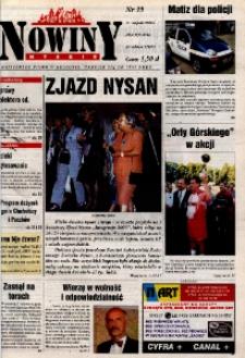 Nowiny Nyskie 2000, nr 35.