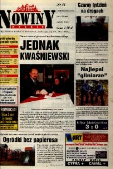 Nowiny Nyskie 2000, nr 41.