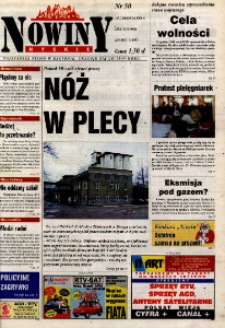 Nowiny Nyskie 2000, nr 50.