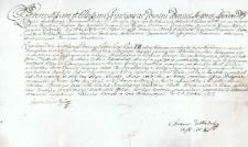 Korespondencja różnych osób z dnia 4 października 1802 r.