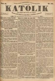 Katolik, 1898, R. 31, nr 89