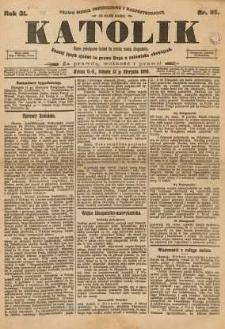 Katolik, 1898, R. 31, nr 95