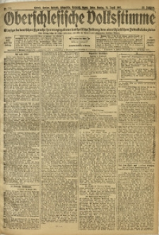 Oberschlesische Volksstimme, 1903, Jg. 28, Nr. 186