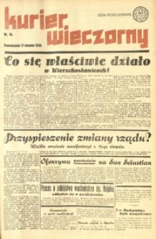 Kurier Wieczorny, 1936, nr 16