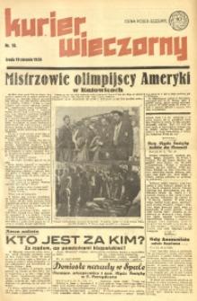 Kurier Wieczorny, 1936, nr 18