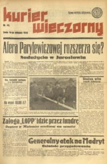 Kurier Wieczorny, 1936, nr 43