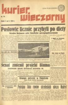 Kurier Wieczorny, 1936, nr 58