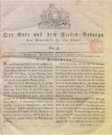 Der Bote aus dem Riesen-Gebirge, 1814, Jg. 3, No. 2