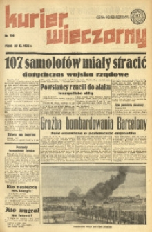 Kurier Wieczorny, 1936, nr 108