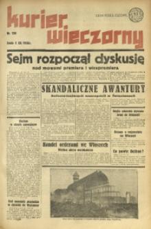 Kurier Wieczorny, 1936, nr 120