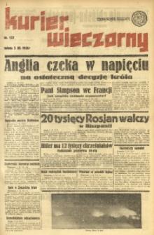 Kurier Wieczorny, 1936, nr 123