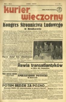 Kurier Wieczorny, 1938, R. 3, nr 57