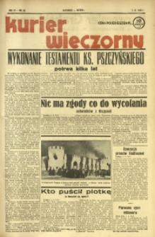 Kurier Wieczorny, 1938, R. 3, nr 59