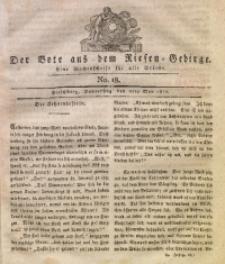 Der Bote aus dem Riesen-Gebirge, 1816, Jg. 4, No. 18
