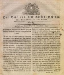 Der Bote aus dem Riesen-Gebirge, 1816, Jg. 4, No. 29