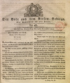Der Bote aus dem Riesen-Gebirge, 1816, Jg. 4, No. 46