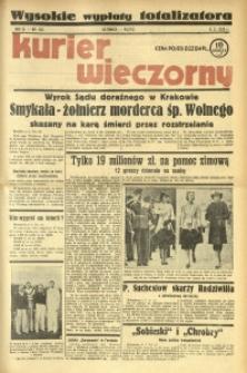 Kurier Wieczorny, 1936, R. 3, nr 122