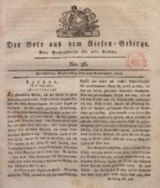 Der Bote aus dem Riesen-Gebirge, 1817, Jg. 5, No. 36