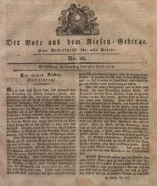 Der Bote aus dem Riesen-Gebirge, 1818, Jg. 6, No. 28