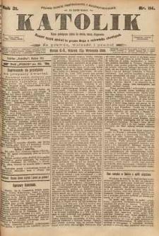 Katolik, 1898, R. 31, nr 114