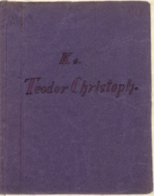 Ks. Teodor Christoph (1839-1893)