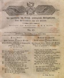Der Bote aus dem Riesen-Gebirge, 1821, Jg. 9, No. 27