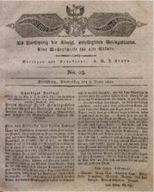 Der Bote aus dem Riesen-Gebirge, 1822, Jg. 10, No. 23