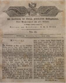 Der Bote aus dem Riesen-Gebirge, 1822, Jg. 10, No. 28