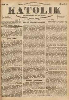 Katolik, 1898, R. 31, nr 134