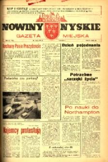 Nowiny Nyskie : gazeta miejska 1993, nr 24 (766).