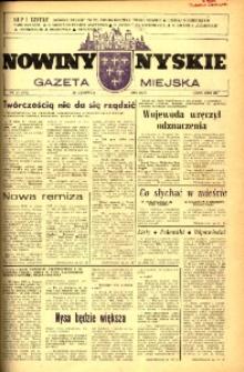 Nowiny Nyskie : gazeta miejska 1993, nr 25 (767).