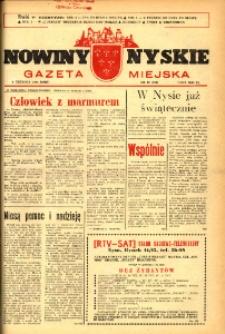 Nowiny Nyskie : gazeta miejska 1993, nr 49 (791).