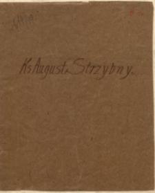 Ks. August Strzybny