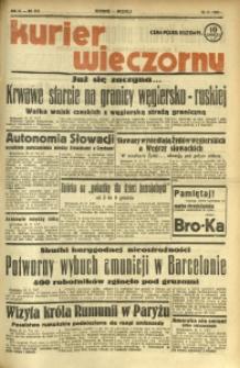 Kurier Wieczorny, 1938, R. 3, nr 313