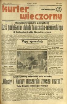 Kurier Wieczorny, 1938, R. 3, nr 329