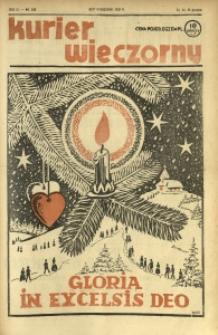Kurier Wieczorny, 1938, R. 3, nr 346