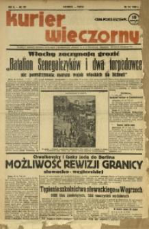 Kurier Wieczorny, 1938, R. 3, nr 351