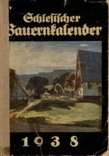 Schlesischer Bauernkalender 1938