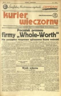 Kurier Wieczorny, 1939, R. 4, nr 23