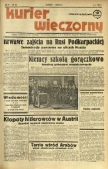 Kurier Wieczorny, 1939, R. 4, nr 36