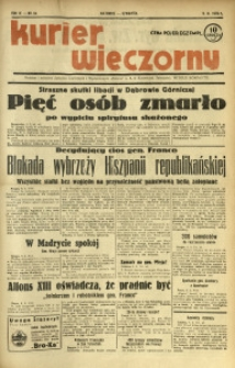 Kurier Wieczorny, 1939, R. 4, nr 68