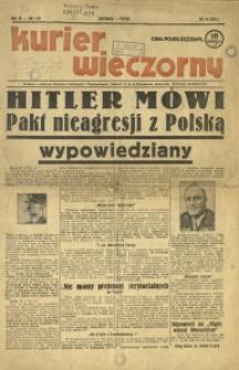 Kurier Wieczorny, 1939, R. 4, nr 118