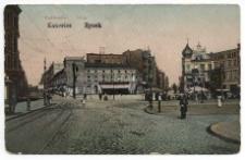 Kattowitz Ring. Katowice Rynek