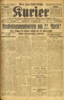 Der Oberschlesische Kurier, 1928, Jg. 22, Nr. 41
