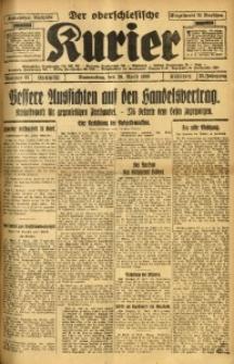 Der Oberschlesische Kurier, 1928, Jg. 22, Nr. 97